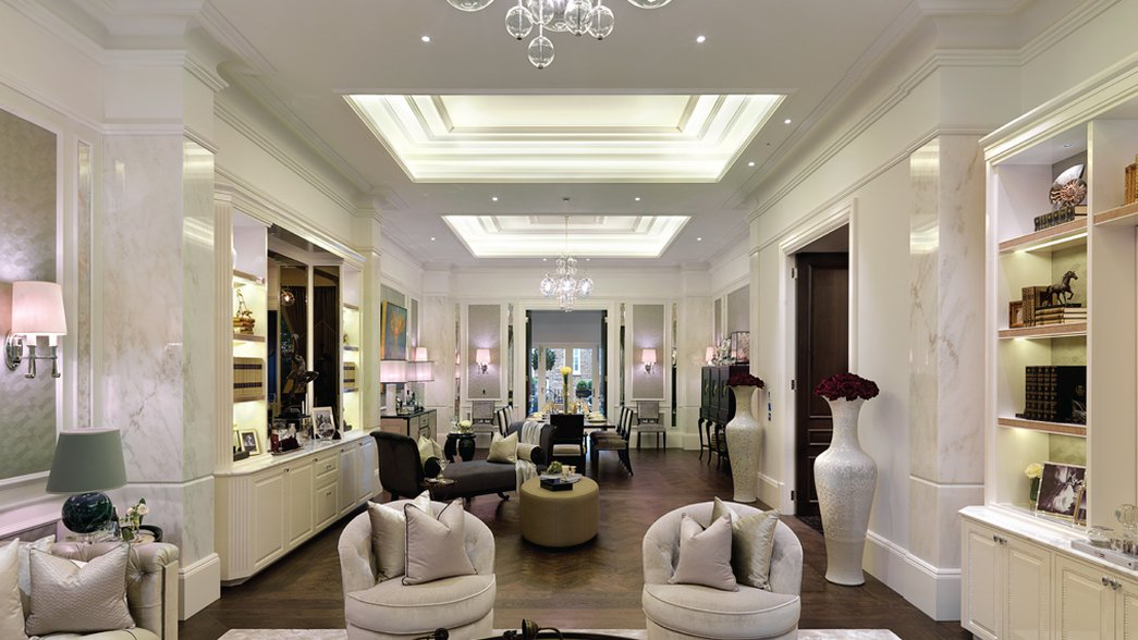 Apartment Sold In Eaton Square Belgravia London Sw1